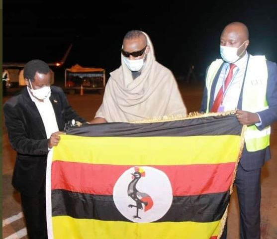 Musician Kenzo Finally Returns Home, Quarantined With 232 Ugandan Returnees