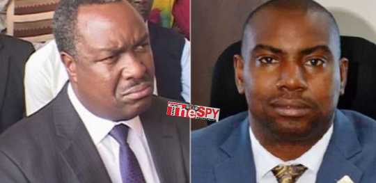 Distressed MP Elioda On Spot For Threatening Former URA Commissioner Kateshumbwa Over Sheema Municipality Parliamentary Seat