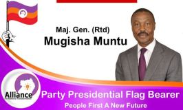 Opinion: Muntu Pulled Tail In Recent Presidential Elections Due To His 'Outdated' Political Structures