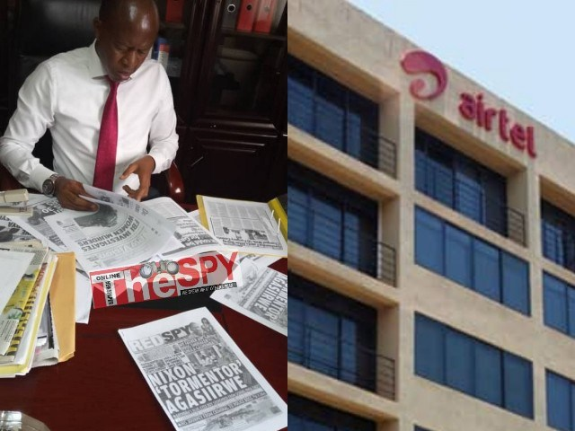 High Court Sets Date To Start Hearing Frank Gashumba, Airtel Case