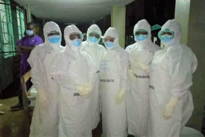 COVID-19:MoH Confirms 19 New Infections Raising Total Cases To 1332
