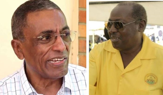 Tycoon Kigongo, Capt. Babu Clash Over NRM Vice Chairperson Seat, Rekindle Longtime  War Over Woman