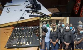 Solidarity: 30 Radios Suspend Production Over Attack On Capital Radio