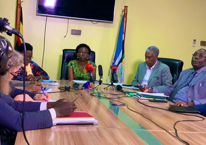 COVID-19:MoH Confirms 43 New Infections As Total Cases Shoot To 1,603