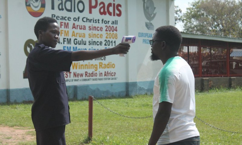 COVID-19: Panic In Arua As Five Radio Pacis Members Test Positive