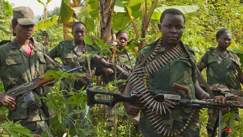 UN Report: DRC Armed Groups Killed 1300 People