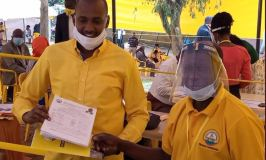 Min.Tumwebaze Endorsed As NRM Flag Bearer For Kibale East MP Seat