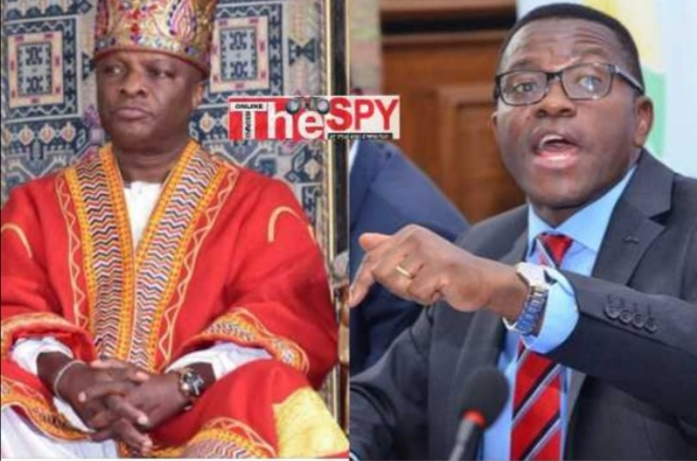 Katikiro Mayiga Rubbishes Rumors Of Kabaka Mutebi Being Poisoned