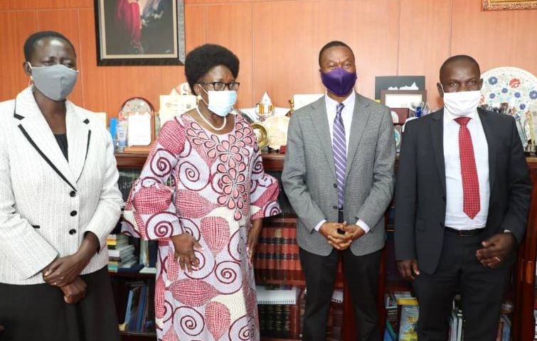 Speaker Kadaga Meets Muntu's ANT Ahead Of 2021 General Elections