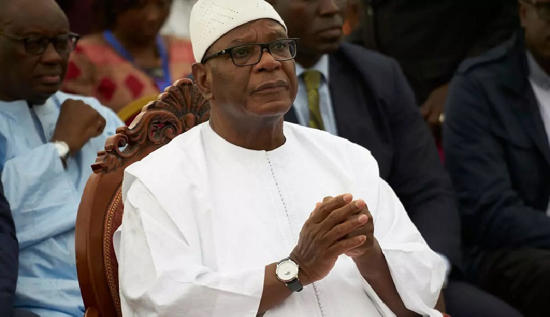 AU Suspends Mali Over 'Unconstitutional' President's Oust From Power