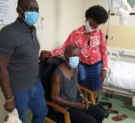 Gov't Mouthpiece Ofwono Opondo Bedridden, Battles With Strange Illness