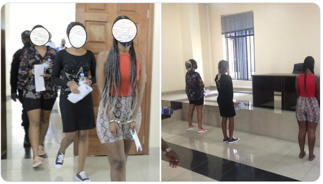 Rwandan Police Jails Four Gals For Sharing Nudes On Instagram