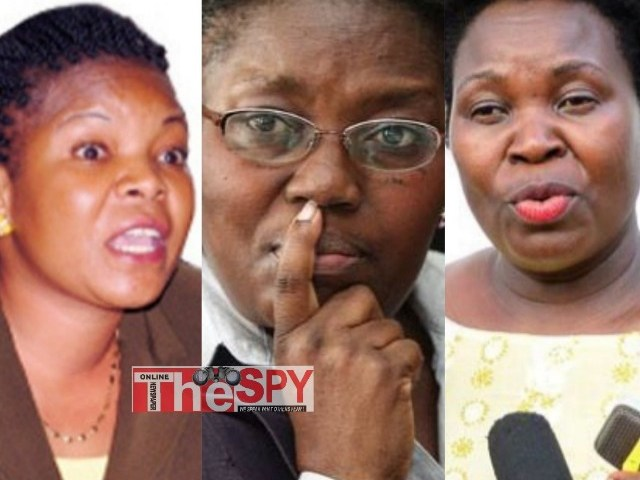 Gov't Chief Whip Nankabirwa Publically Dumps Speaker Kadaga For Nemesis Namuganza For NRM CEC Leadership