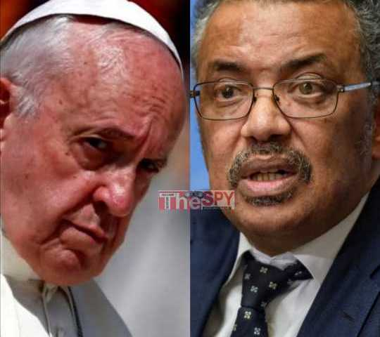 Battle For Covid-19 Vaccine: Pope Francis Lock Horns With WHO On Distribution Plan