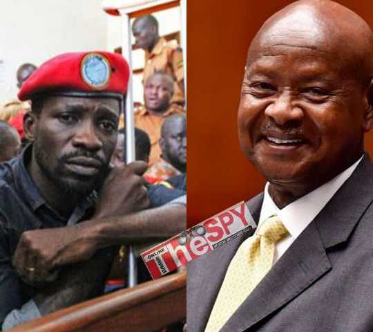 VIDEO:Museveni Praises 'Notorious' SFC Solidiers For Kicking Weed Out Of Bobi Wine In Arua!