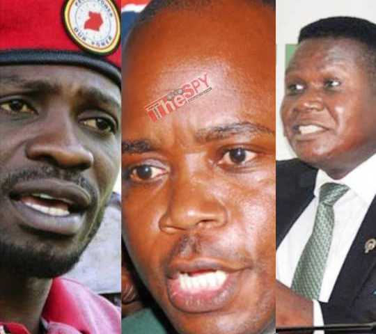 Just In:Bobi Wine Fires DP Spy Lubega Mukaaku From NUP