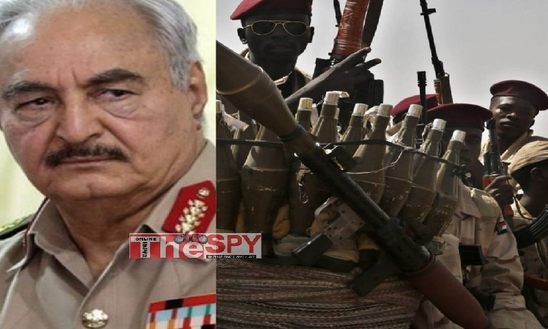 Libya:Haftar's Continuous Deployment Of Heavily Armed Janjaweed Mercenaries Despite Ceasefire, Attracts Fresh War