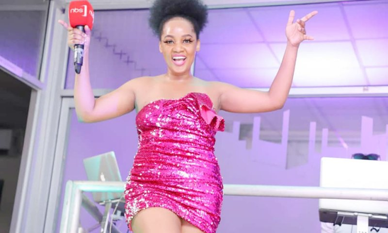 Zahara Toto Returns To Work Days After Rumours Of Suspension
