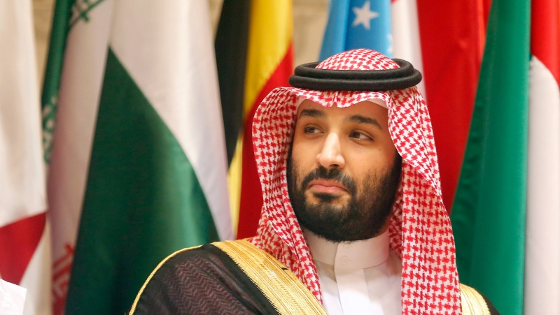 US Court Issues Summons For Saudi Arabian Crown Prince