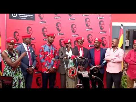 U-Turn:Ronald Mayinja Apologizes To Bobi Wine, Joins NUP