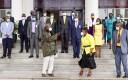 Museveni Unveils NRM Manifesto Committee Led By Saleh, Kamuntu