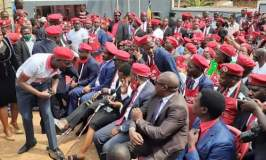 2021 Elections:Eight Buganda MPs Quit Mao's Troubled DP For Bobi Wine's NUP