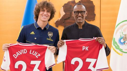 President Kagame Congratulates Arsenal For Winning FA Finals