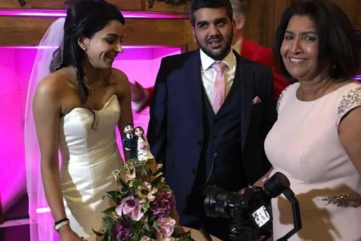 Excitement Engulfs Rajiv & Naiya Family As Marriage Anniversary Looms