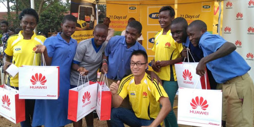 Huawei Launches 'Sky Seeds' Program 2020 To Empower Ugandan Youth With Technology Skills