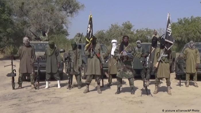 13 Boko Haram Militants & Their Families Surrender To Nigerian Troops After Killing Millions Of People