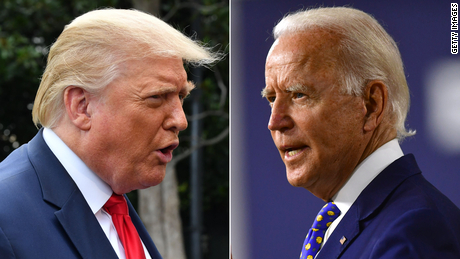 Round One! Trump-Biden Debate: Fight Breaks Up As Rot Gets Exposed Between Candidates' Leadership