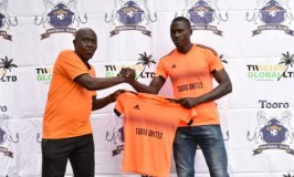 UPL: Kampala Junior Star Allan Sserunga Pens Three Year Deal At Tooro United