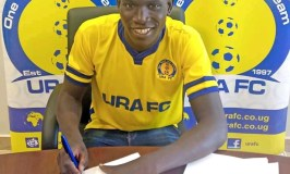 UPL: Tooro Utd Star David Ssali Inks New Deal With URA As Police Names Tonny Mawejje Captain