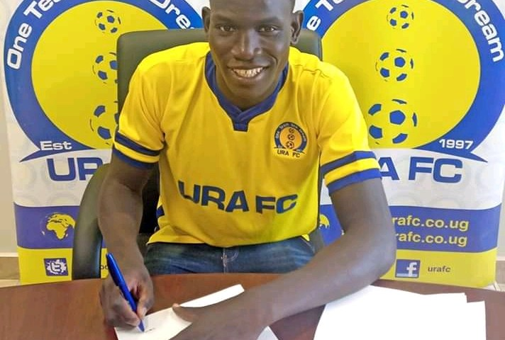 UPL: Tooro Utd Star David Ssali Inks New Deal With URA As Police FC Names Tonny Mawejje Captain
