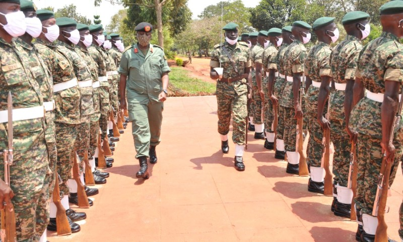 UPDF Resumes AMISOM Deployments In Somalia After Four Months Of Break Due To COVID-19