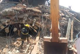 Several Construction Workers Feared Dead After Building Collapses In Makindye Division