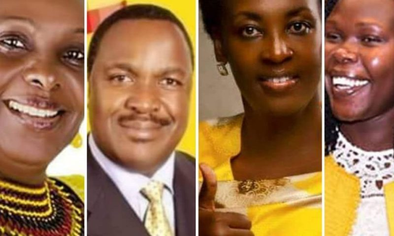 Full List: Defeated NRM Ministers Vow To Hit Back As Independents In 2021 General Elections