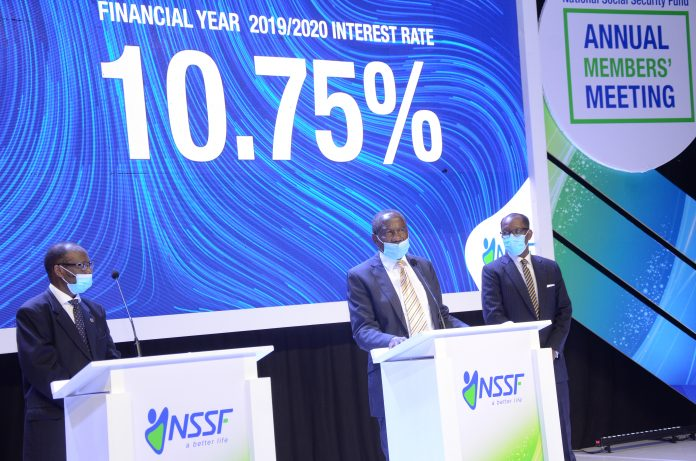 NSSF To Pay Savers 10.7% Following Govt's Rejection Of Mid-term Access