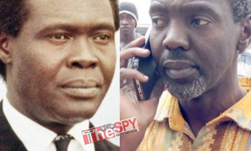 Breaking:Court of Appeal Throws Late Obote's Son Jimmy Akena Out Of UPC Leadership