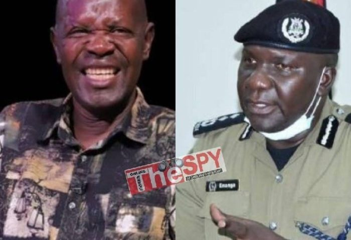Lives Were Saved,They Took Only 300k: Police Speaks Out On Ofwono Opondo's Home Raid