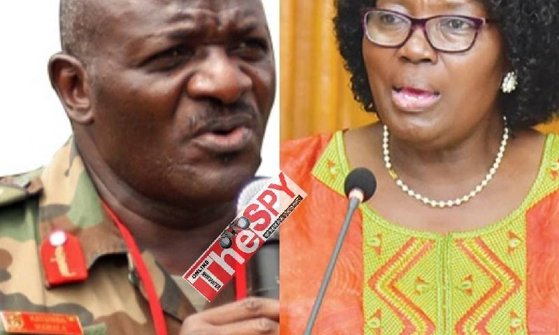 You're Sleeping, Snoring On Job: Furious Kadaga Orders  Transport Minister, Traffic Police  To Enforce Road Safety Laws To Avert Accidents