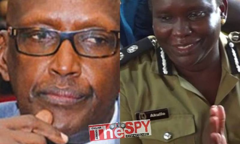 No,Thank You: High Court Dustbins Tumukunde's Request To Cross-Examine AIGP Grace Akullo