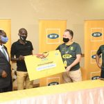 Big-Hearted! MTN Rewards Global Athlete Cheptegei 123Millions, Free Annual Data & Airtime