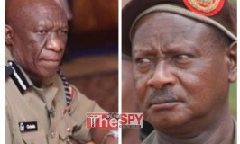 Stop Random Shootings Under Command Of Police- Museveni Warns IGP Ochola