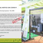 Panic: Umeme Lugogo Branch Closed As Three Staff Test Covid-19 Positive