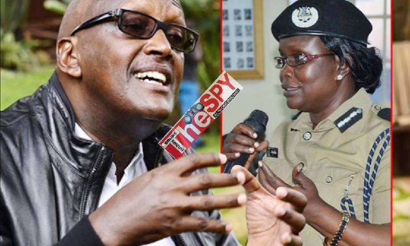 Gen.Tumukunde's lawyers Task Court To Have AIGP Grace Akullo Cross- Examined