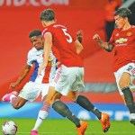 Weekend's Premer League Highlights As Dire Man Utd Nurses Wounds Over Home Defeat