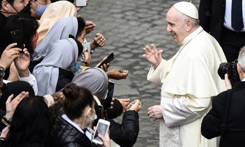 Over Coming COVID-19 Fear: Pope Francis Makes First Trip Outside Rome After 7 Months