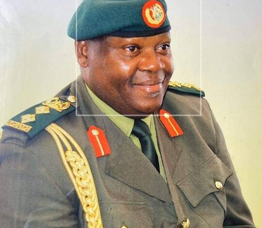Grief: UPDF Hero Col. Rtd Shaban Bantariza Laid To Rest