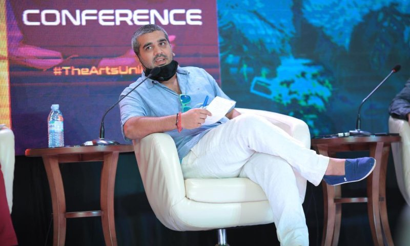 """Don't Spend But Invest""- Youthful Tycoon Rajiv Tips Artists Through Performing Arts Conference 2020"